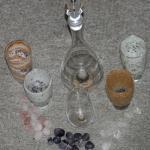 Esoterik Wasser Stein Set