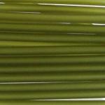 3 mm PVC Schlauch in Oliv  60 cm.für Mineralien,Schmuck,Stein