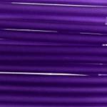 3 mm PVC Schlauch in Violett  50 cm.für Mineralien,Schmuck,Stein