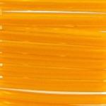 3 mm PVC Schlauch in cognac transparent  60 cm.für Mineralien,Schmuck,Stein