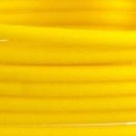 3 mm PVC Schlauch in Gelb opak 50 cm.für Mineralien,Schmuck,Stein