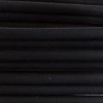 3 mm PVC Schlauch in Schwarz  60 cm.für Mineralien,Schmuck,Stein