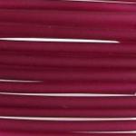 3 mm PVC Schlauch in Fuchsia  60 cm.für Mineralien,Schmuck,Stein