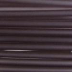 3 mm PVC Schlauch in grau  60 cm.für Mineralien,Schmuck,Stein