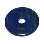 Lapis Lazuli AA Unikat b 1 Donut ca.50 mm