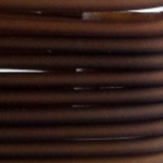 5 mm PVC Schlauch in Braun 50 cm.für Mineralien,Schmuck,Stein