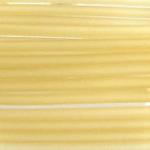 5 mm PVC Schlauch in Champagner 50 cm.für Mineralien,Schmuck,Stein