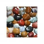 Stein Mix Trommelsteine 5 Kg. Steingröße ca. 35-50 mm Gr. 8 XL viele Sorten