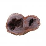 Achat mit Geode 1 Unikat sein Gewicht hat 1085 g.