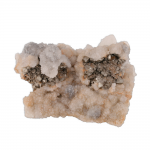 Kristall mit Pyrit 1 Stufe 563 g.