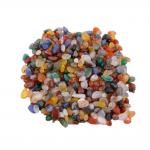Stein Mix mini Achat Trommelsteine 1 Kg. Steingröße ca. 7-9 mm XXS viele Sorten
