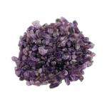 Amethyst Trommelsteine 200 g. Zierkies Steingröße ca. 5 - 12 mm