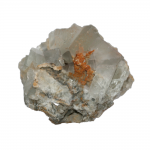 Fluorit 1 Unikat sein Gewicht ist 290 g.