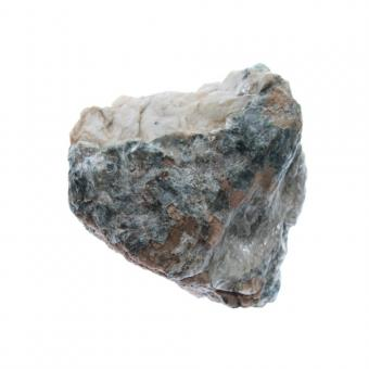 Magnesit Natur Stufe 1 Unikat sein Gewicht ist ca. 194 g.