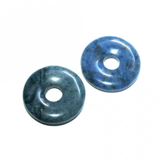 Dumortierit 2 Donut ca.20 mm