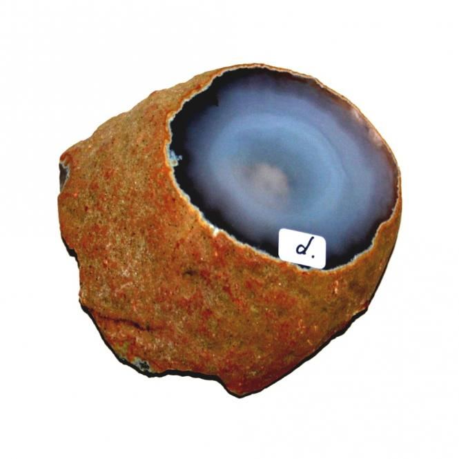 1 Wasser Achat Unikat d 249g.Enhydros